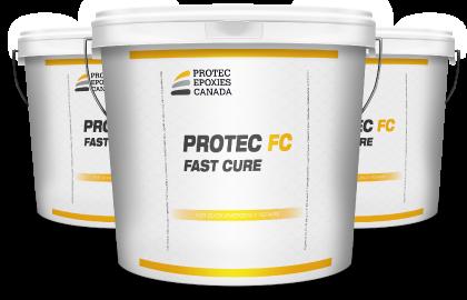 Protec Epoxies Canada - Product Image Mockup